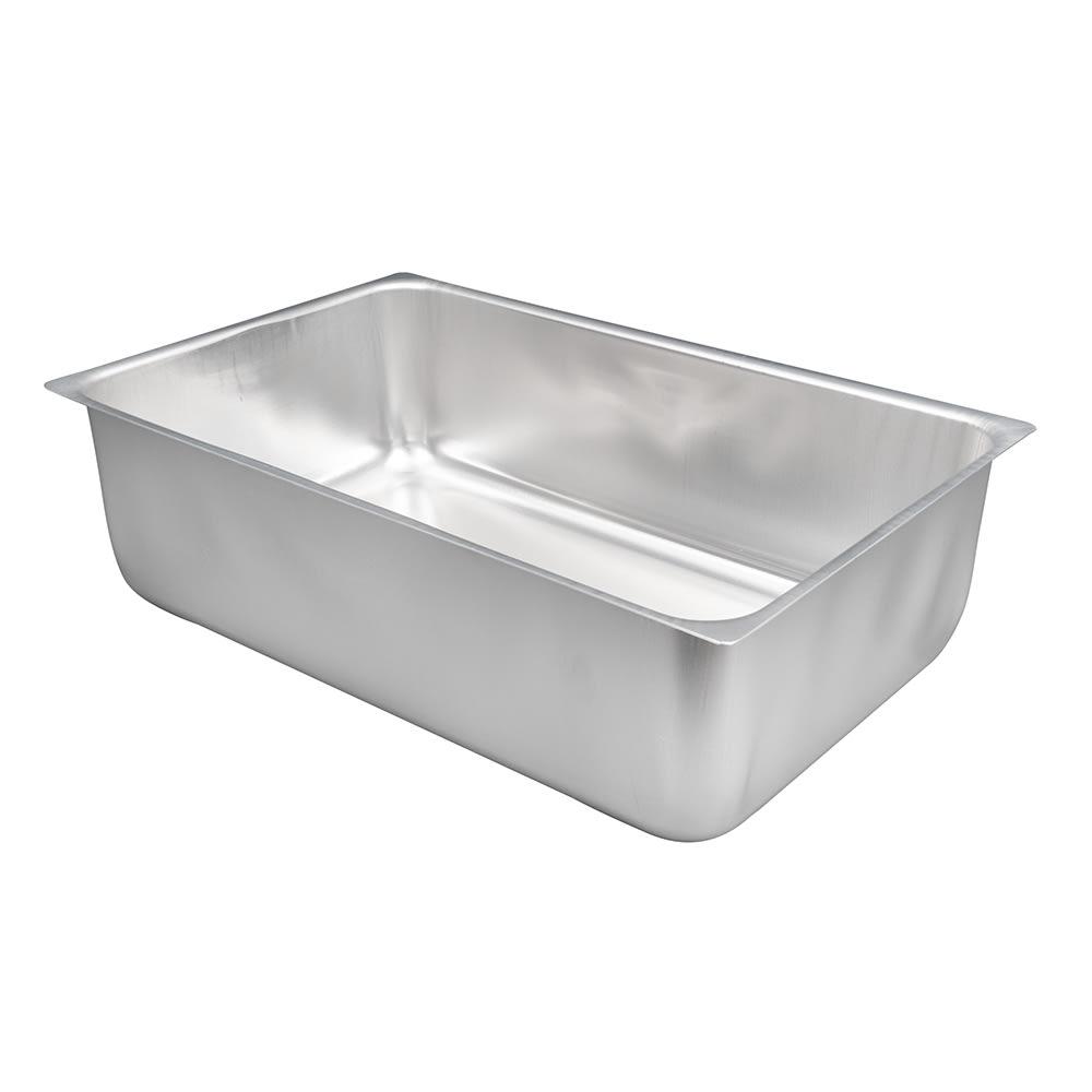 Vollrath 99785 Full-Size Water/Spillage Pan - Aluminum