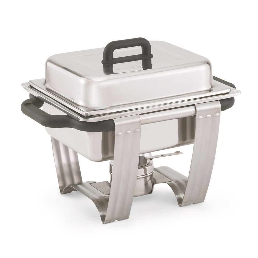Vollrath 99870 Half Size Chafer w/ Lift-off Lid & Chafing...