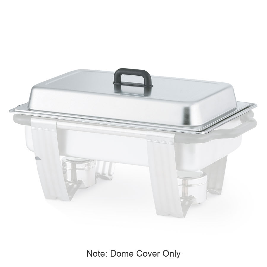 Vollrath 99873 Full-Size Chafer Dome Cover - Stainless