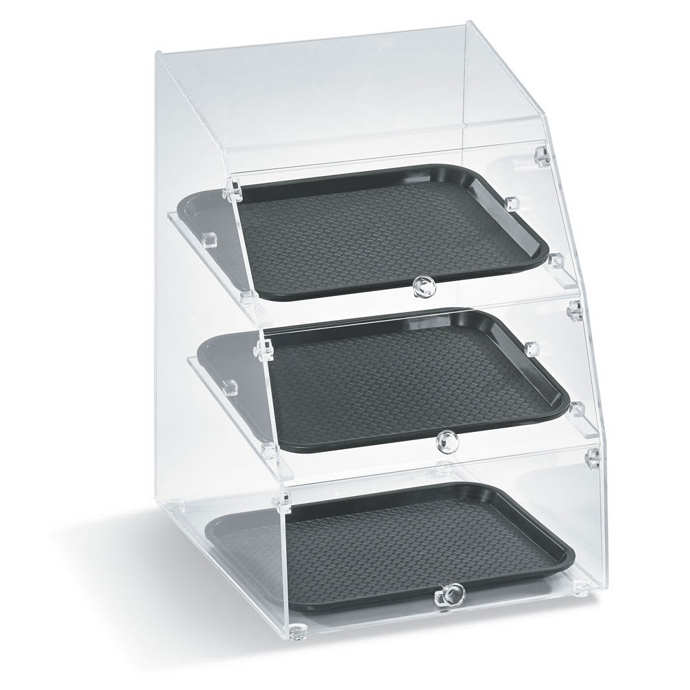 Vollrath MBC1014-3F-06 Curved-Front Pastry Display Case -...
