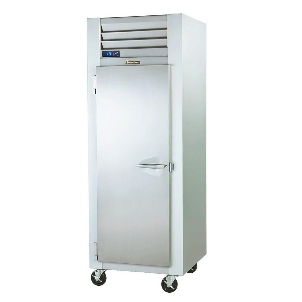 Traulsen G10011 29 7  8 One Section Reach In Refrigerator