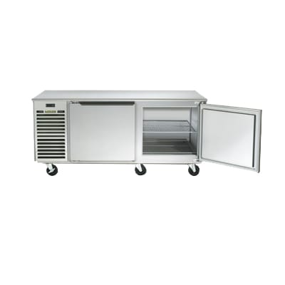 TRAULSEN TU072HT 20 cu ft Undercounter Refrigerator w/ (2...