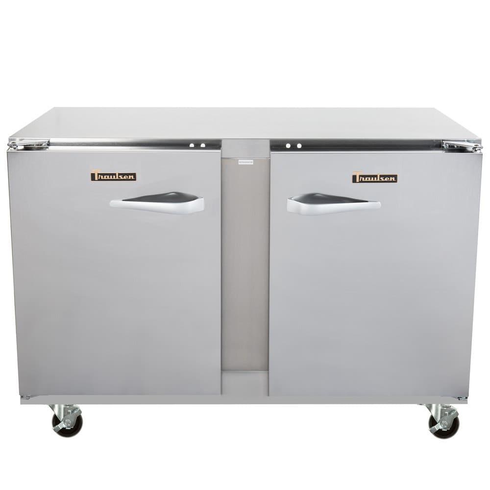 TRAULSEN UHT48-LR 13.1 cu ft Undercounter Refrigerator w/...