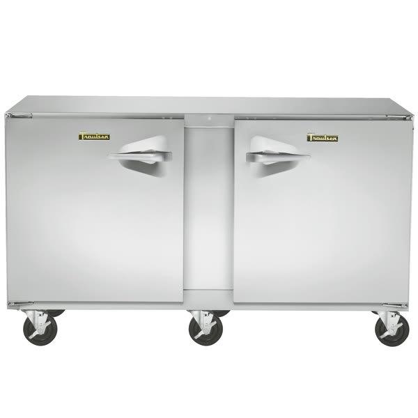 TRAULSEN UHT60-LR 16.7 cu ft Undercounter Refrigerator w/...