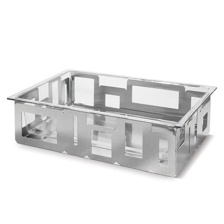 Rosseto D62577C Rectangular Ice Tub - 21x13x6 Acrylic/Sta...