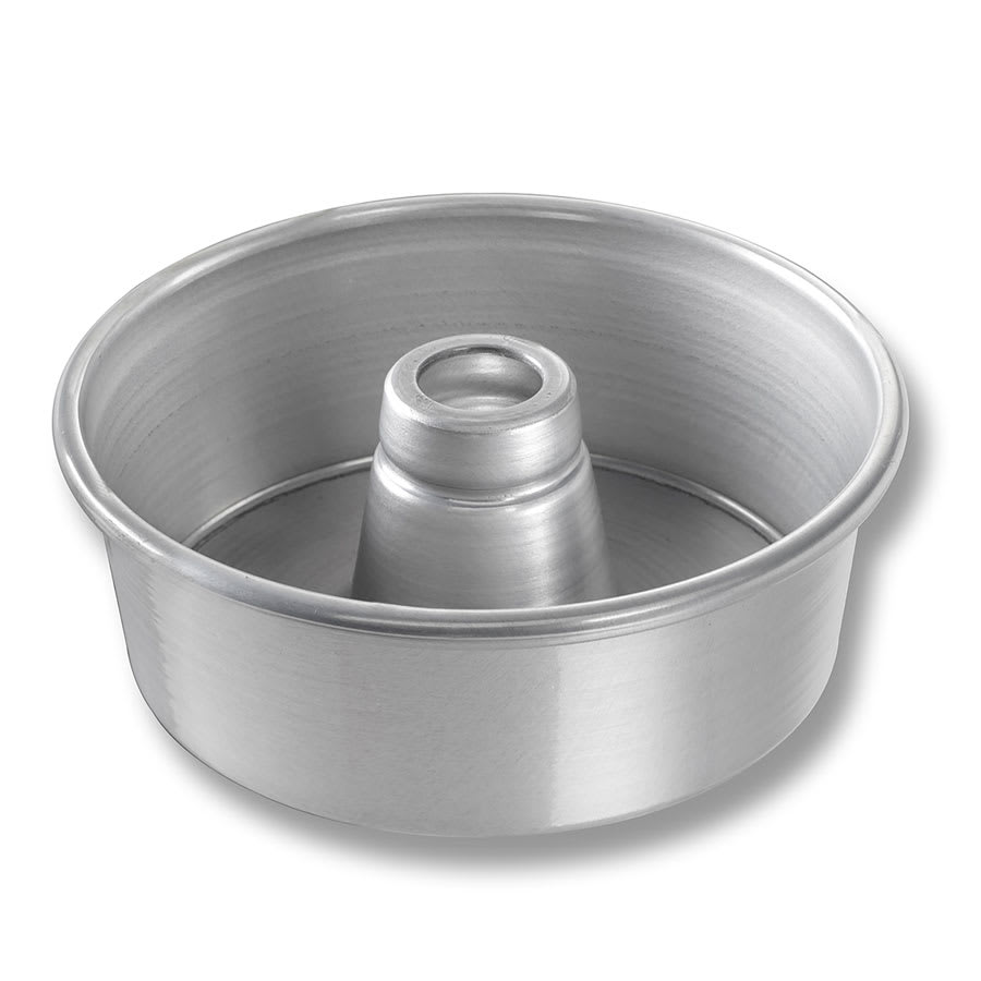 tube cake pan chicago metallic 46500 food cake pan 7 5 quot dia 8093
