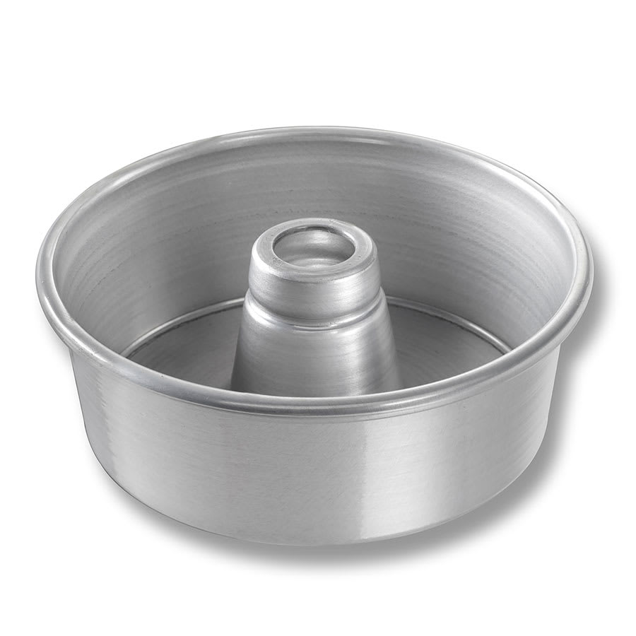 Chicago Metallic 46505 Angel Food/Tube Cake Pan, 7.5 Dia....