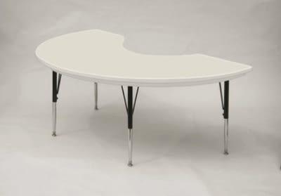 Correll AR4872-KID 15 Activity Table w/ Plastic Top, 72W ...