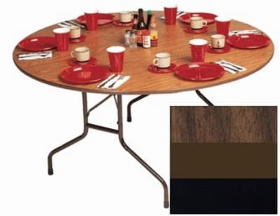 Inch Round Banquet Tables Folding Tables Compare Prices At Nextag - 60 inch round conference table
