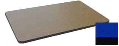 Correll CT3048 27 Cafe Breakroom Table Top, 1.25 High Pre...