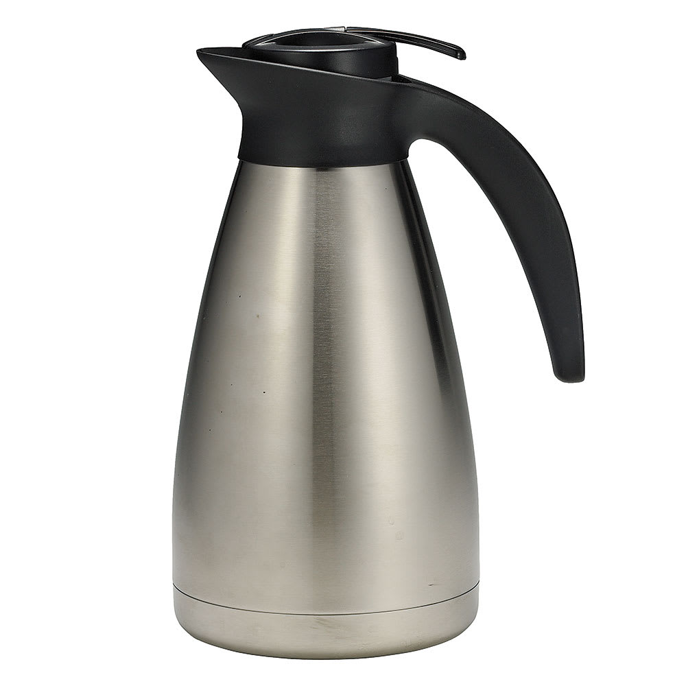 Tablecraft 734 34 Oz Stainless Steel Coffee Decanter W