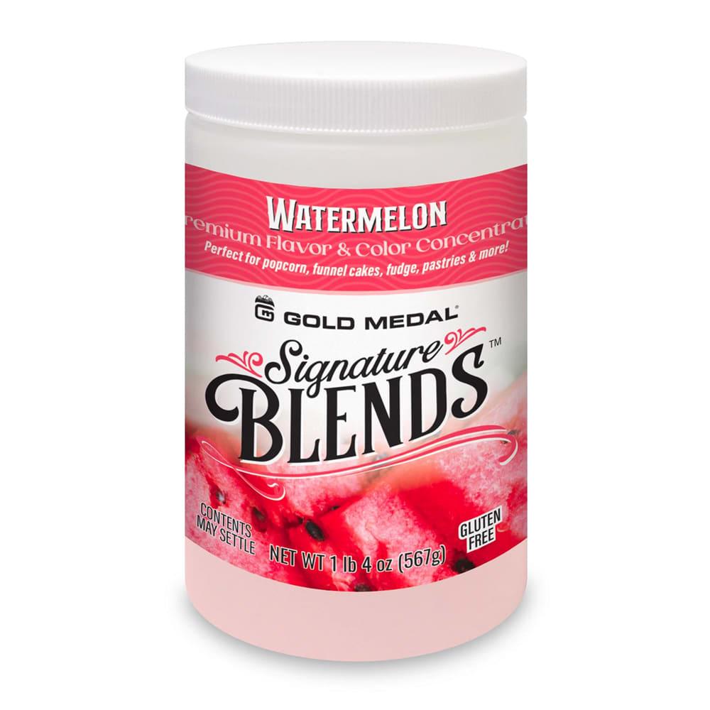 Gold Medal 2284 Candy Glaze Corn Treat Flavor Mixes, Watermelon