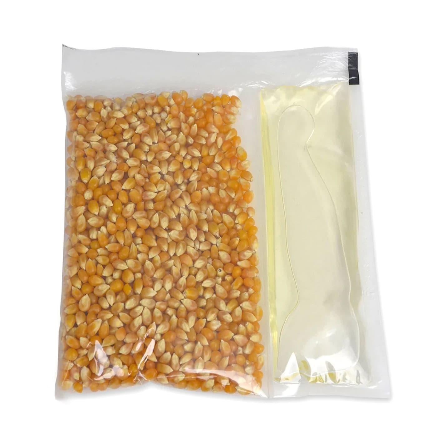 Gold Medal 2645 Mega Pop Glaze Popcorn Kit for 6-oz Kettl...
