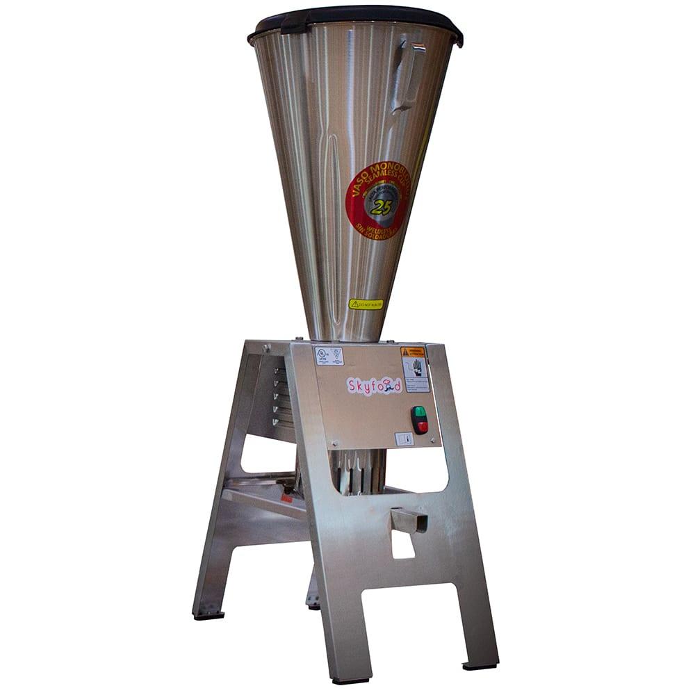 Industrial Size Blenders ~ Skyfood lar lmb floor food blender w metal container