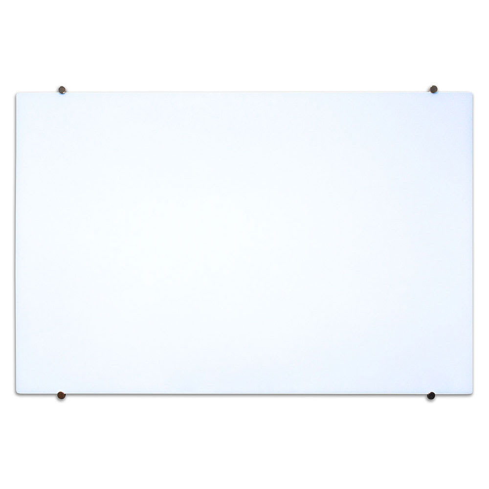luxor WGB Wall Mounted Magnetic Glass Board