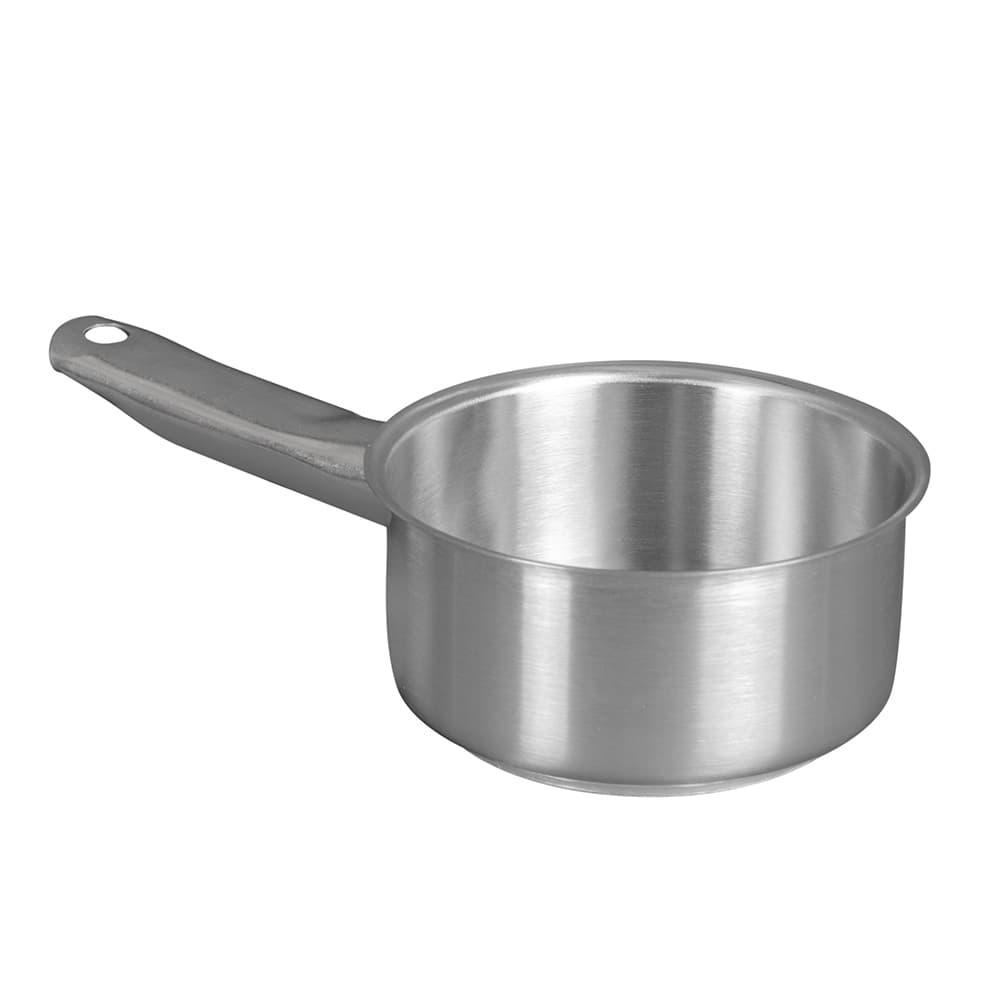 Matfer 691012 1 2 Qt Stainless Steel Saucepan W Hollow