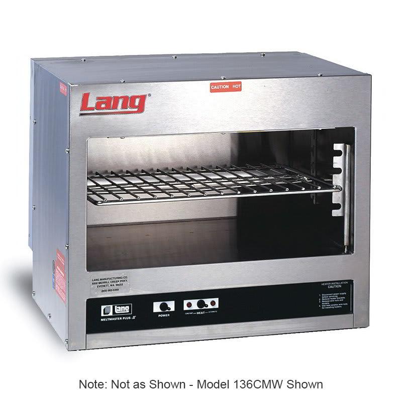 Lang 124CMW 24 Electric Cheese Melter w/ Quartz Element, ...