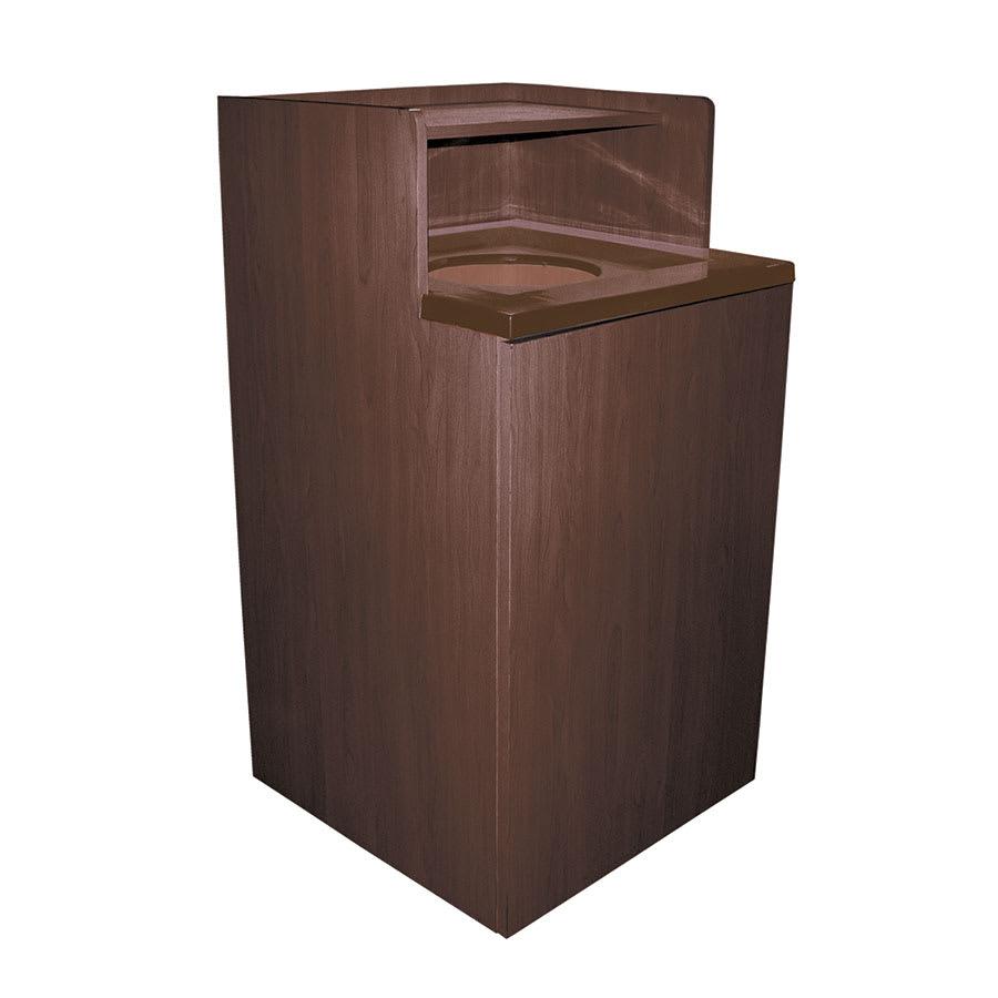 Update WRU-32 32-gal Indoor Decorative Trash Can - Wood, ...