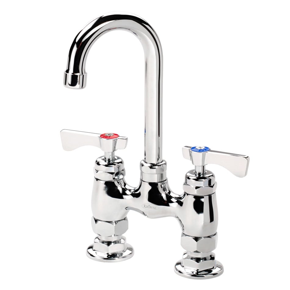 Krowne Commercial Kitchen Faucets