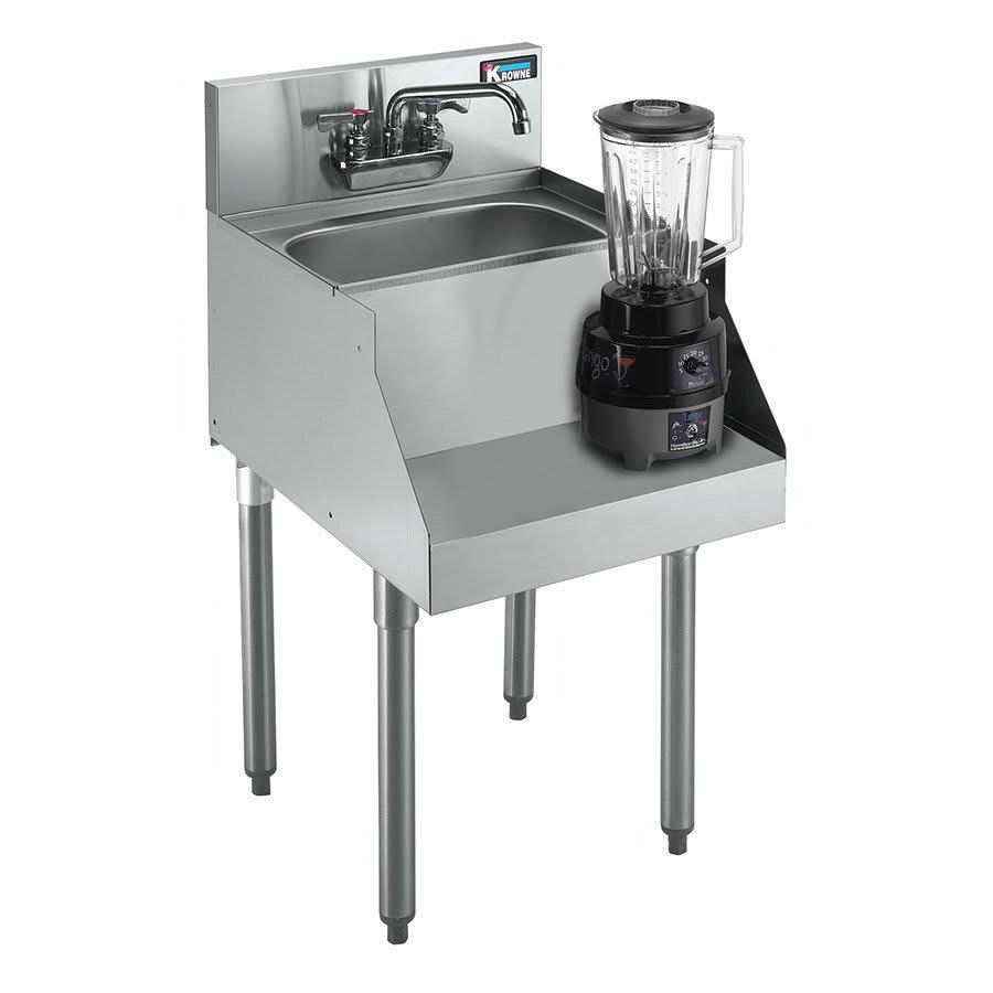 Krowne Kr21 14bd Blender Liquid Dump Sink 10x12x7 Quot Bowl