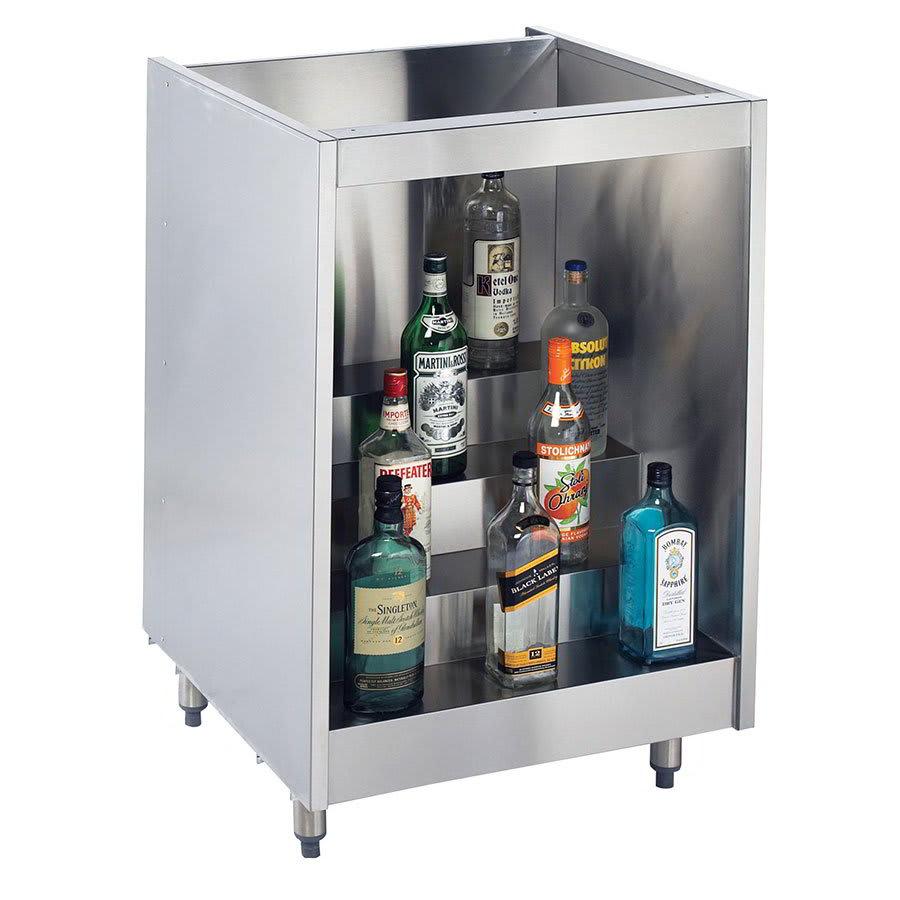 KROWNE KR-L24 24 4-Step Backbar Liquor Display, 24 D
