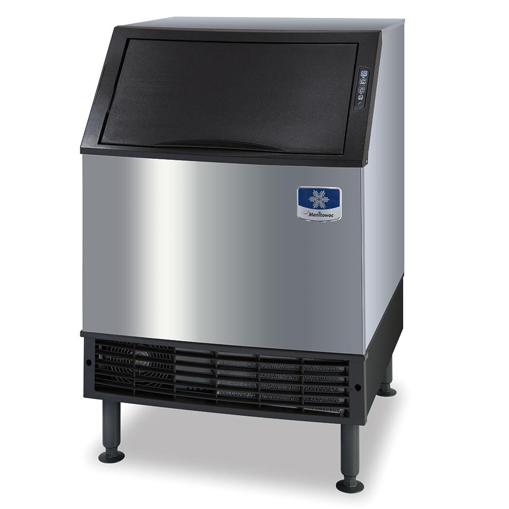 MANITOWOC UDF-0240W 38.5H Full Cube Undercounter Ice Make...