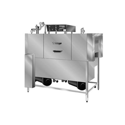 Insinger SPEEDER 64 83.5 High Temp Conveyor Dishwasher w/ Steam or Electric Tank Heat