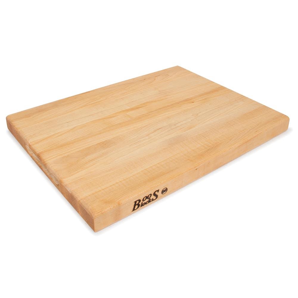 John boos r reversible cutting board quot hard