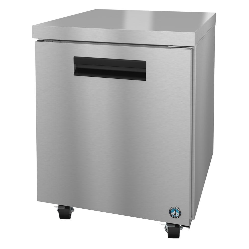 Hoshizaki CRMR27 7.2 Cu. Ft. Undercounter Refrigerator Stainless Steel