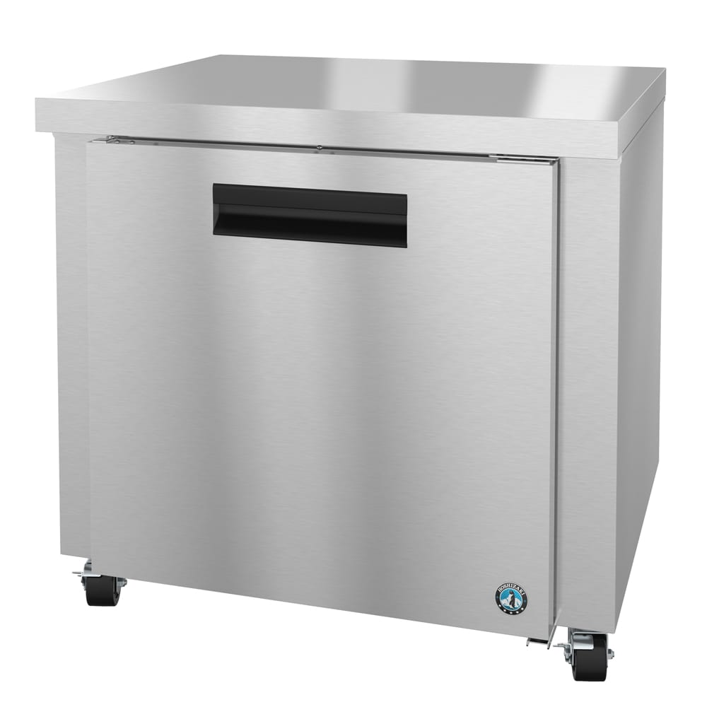 Hoshizaki CRMR36 36 Inch Wide 9.9 Cu. Ft. Energy Star Rated Worktop Refrigerator N/A