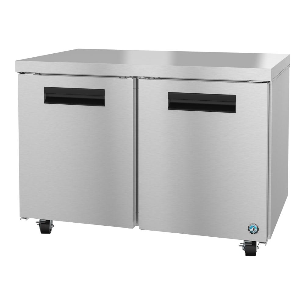 Hoshizaki CRMR48 13 Cu. Ft. Undercounter Refrigerator Stainless Steel