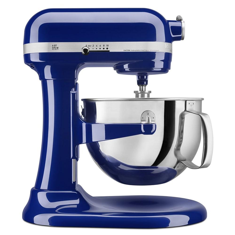 Kitchenaid Kp26m1xbu 10 Speed Stand Mixer W 6 Qt