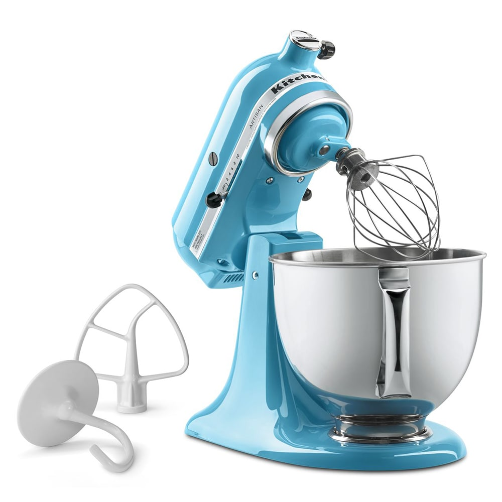 KitchenAid KSM150PSCL 10-Speed Stand Mixer w/ 5-qt Stainl...