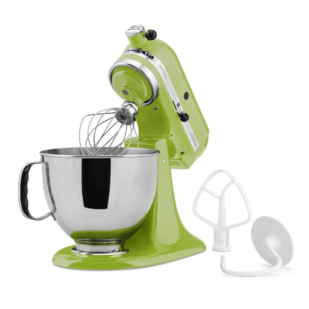KitchenAid KSM150PS 10-Speed Stand Mixer w/ 5-qt Stainles...