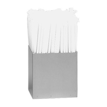 DISPENSE-RITE SH1 Straw Holder, For CTLD Models, Stainles...