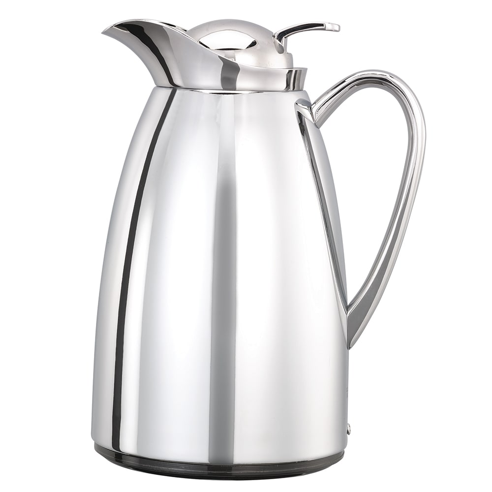 Service Ideas CJ6CH .6 Liter Vacuum Carafe W/ Glass Liner