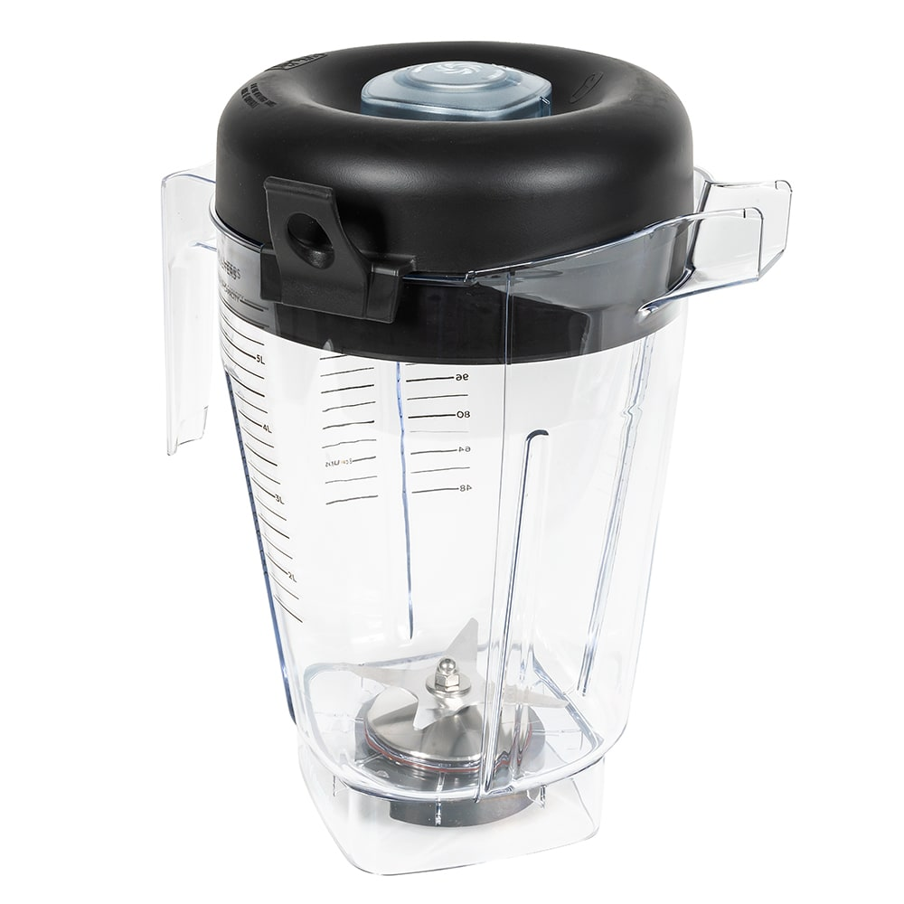 Vitamix 15899 1.5-gal Clear Polycarbonate Container for X...