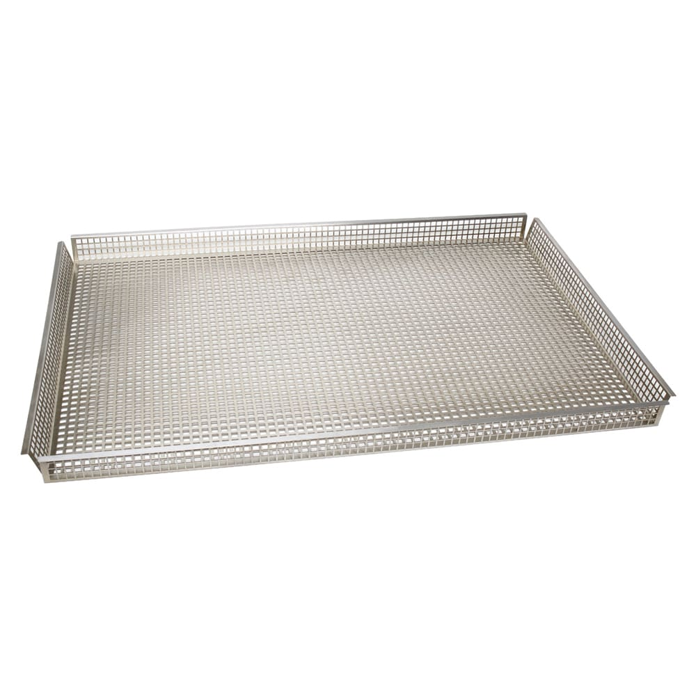 Cadco COB-F Oven Basket, Full Size, Stainless Steel