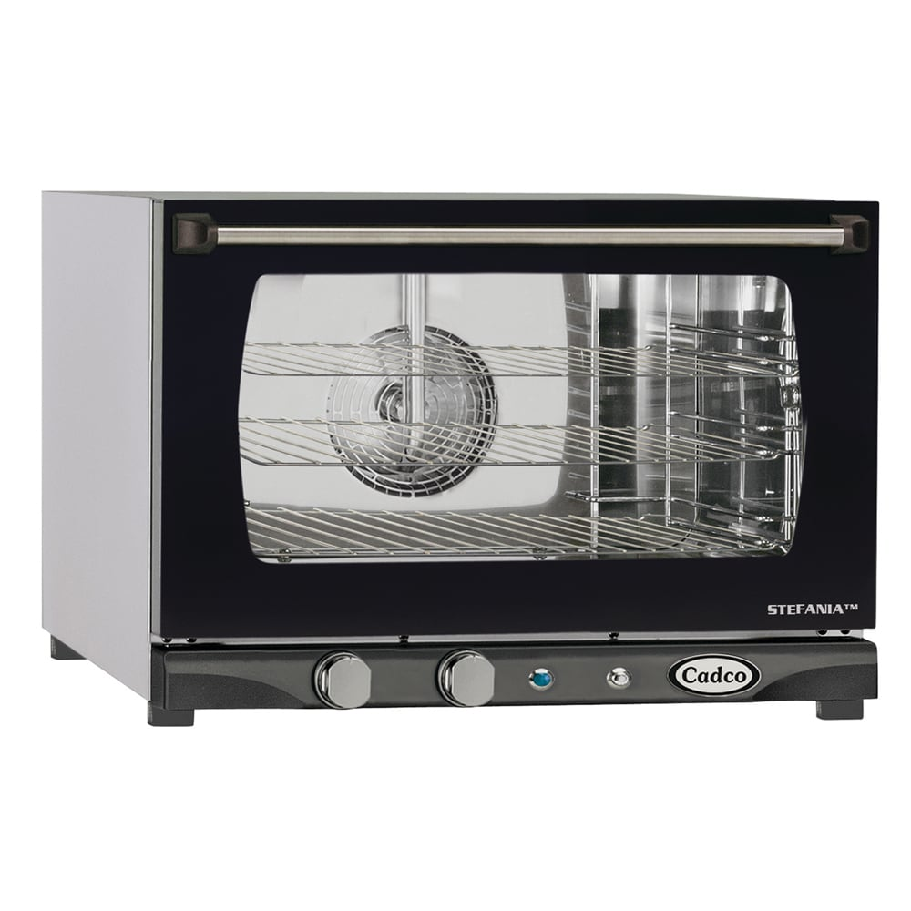 Cadco LineChef Half Size Manual Convection Oven