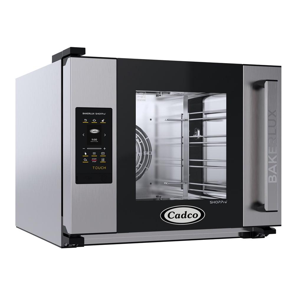 Cadco Xaft 04hs Tr Half Size Countertop Convection Oven