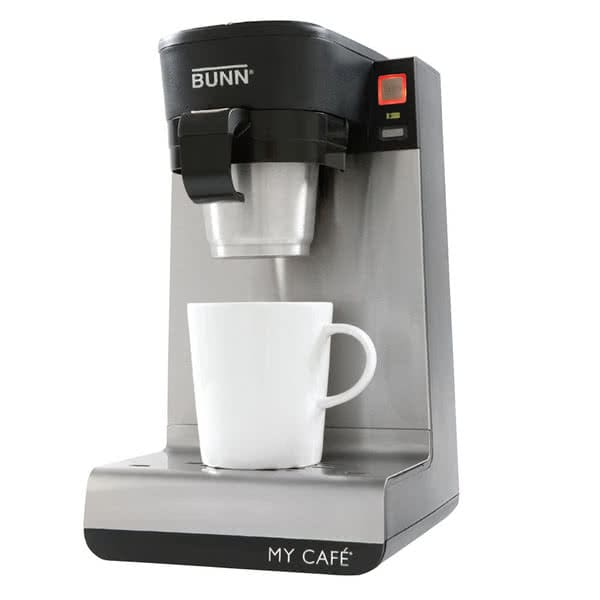 BUNN Home 42900.0301 My Cafe Single-Serve Coffee Brewer -...