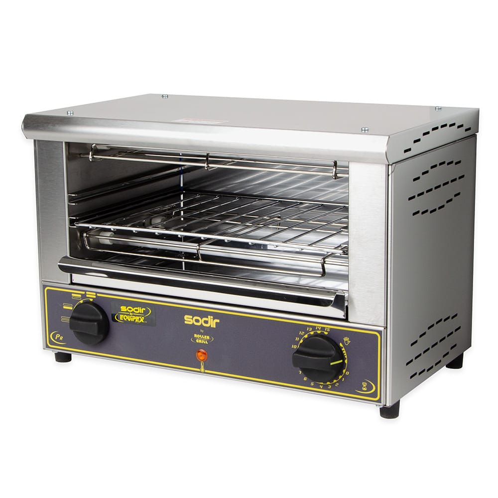 Equipex Bar 100 Countertop Commercial Toaster Oven 208v 1ph