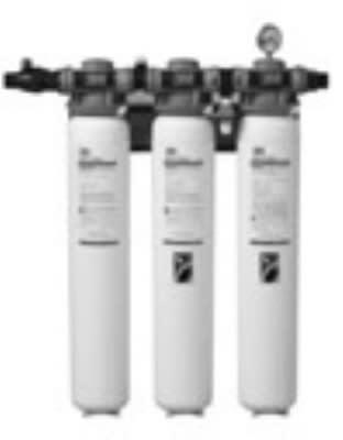 Cuno 5623601 Twin Combination Water Filter Cartridge Asse...