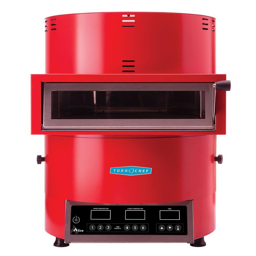 Turbochef Fire Countertop Pizza Oven Single Deck 208