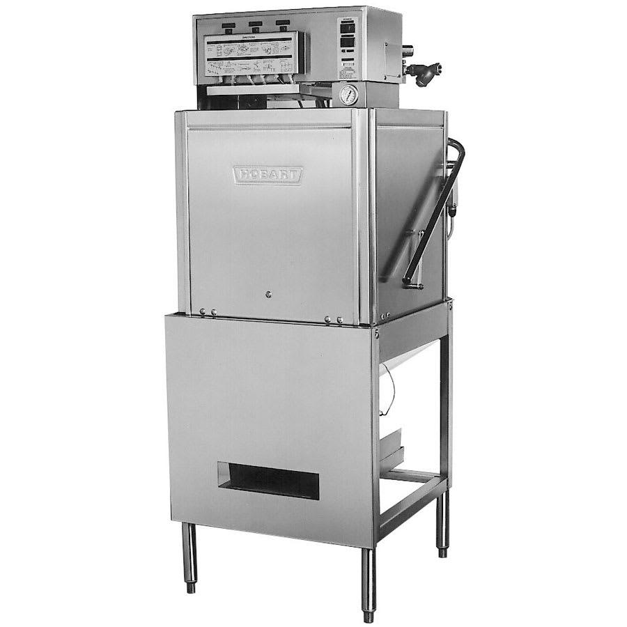 Hobart lt low temp door type dishwasher w racks hr