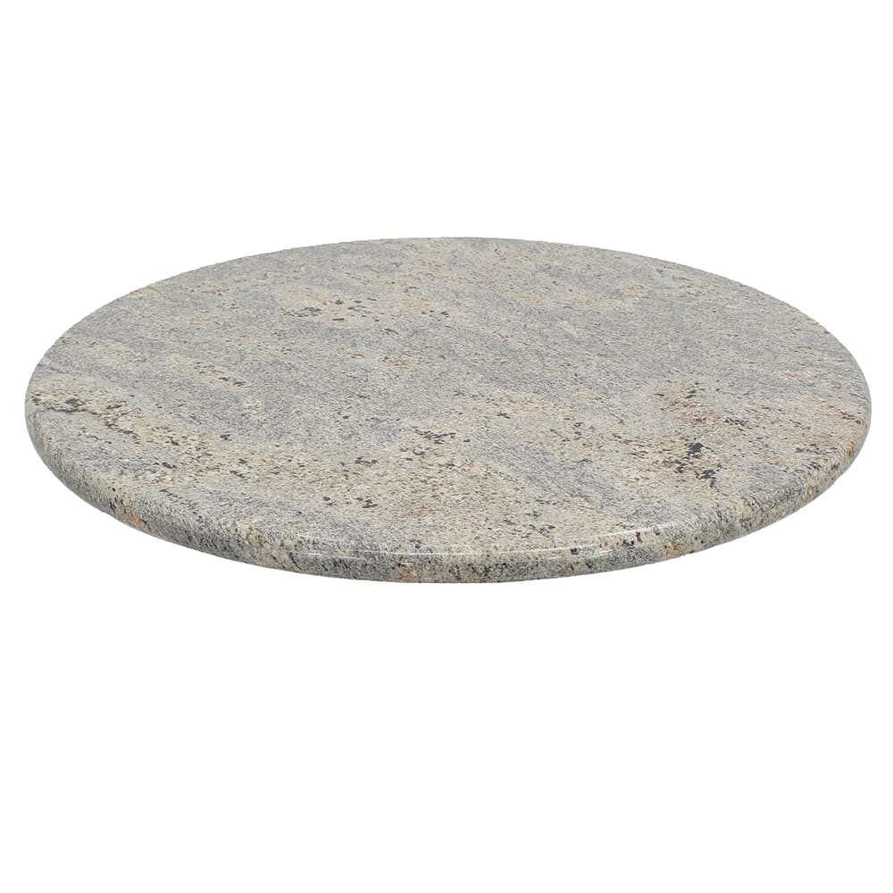 Art Marble G208-54RD 54 Round Granite Table Top - Indoor/Outdoor, Kashmir White