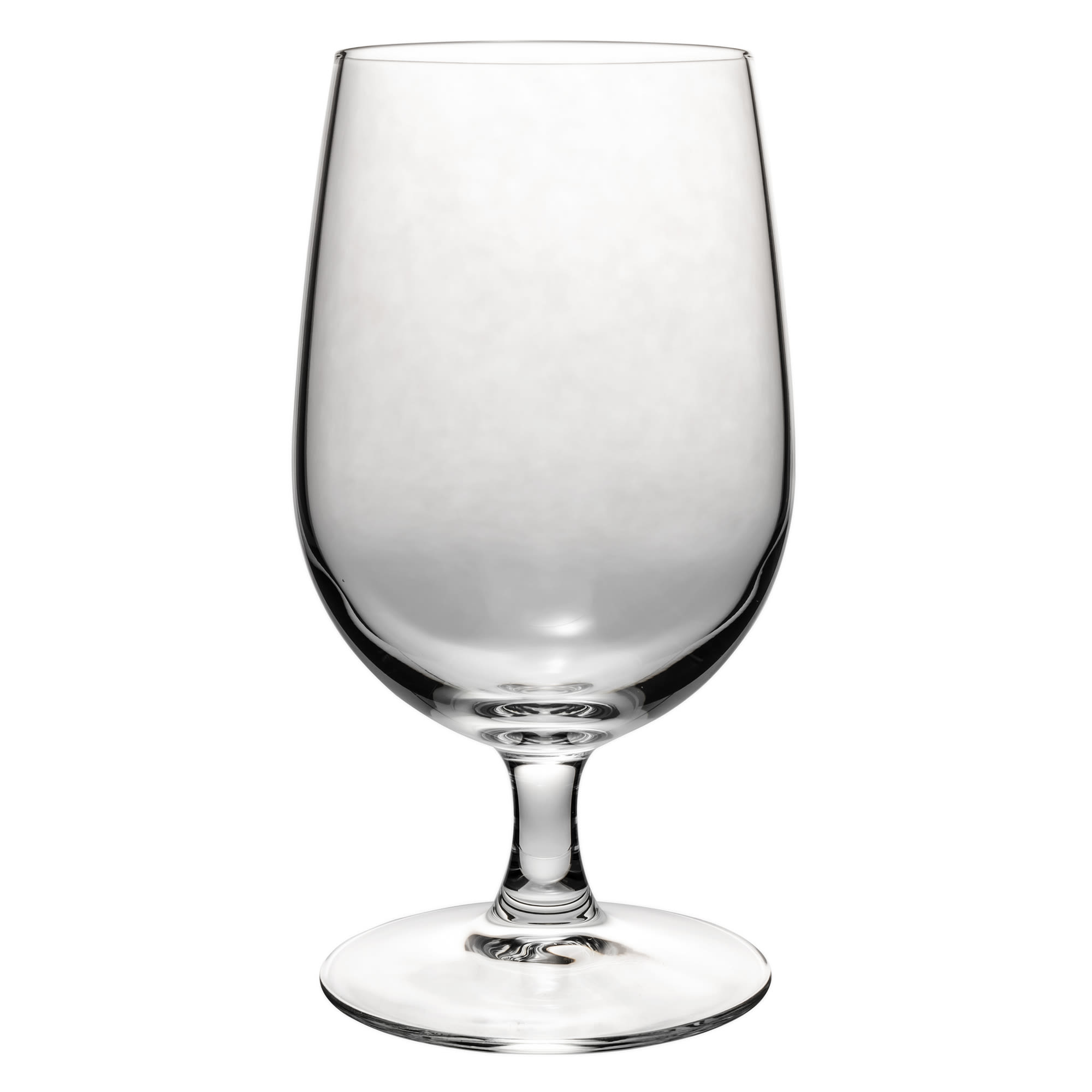 Libbey 8513sr 16 Oz Bristol Valley Water Goblet Sheer Rim