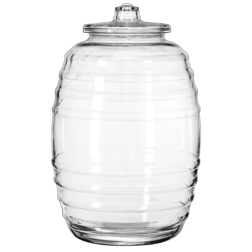 Libbey 9520004 18.5 Barrel Canister