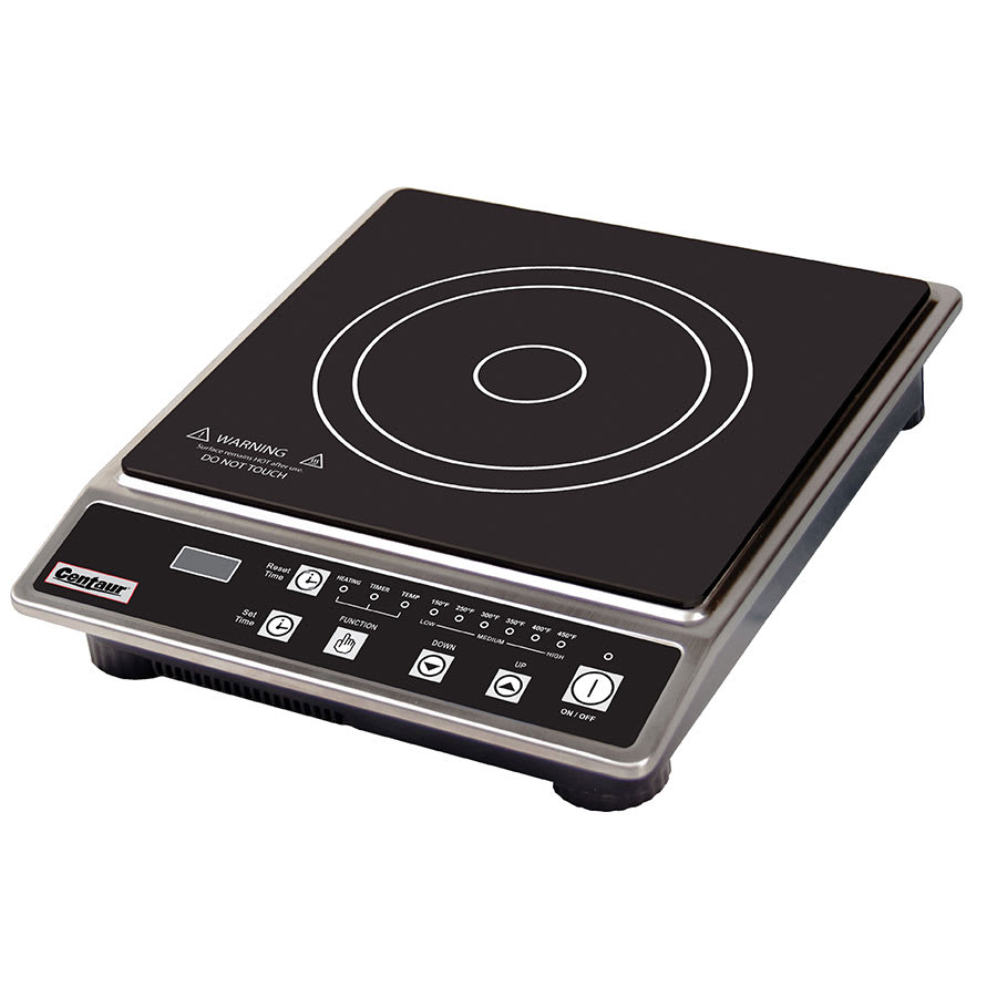 Centaur AIN1800E Countertop Commercial Induction Cooktop W