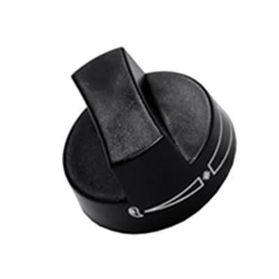 Crown Verity ZCV-2080 Black Old Style Burner Knob